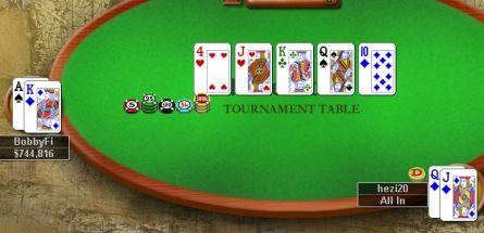 Online Poker Report: 'BobbyFi', 'oh i win yay' Take Early-week Majors 101