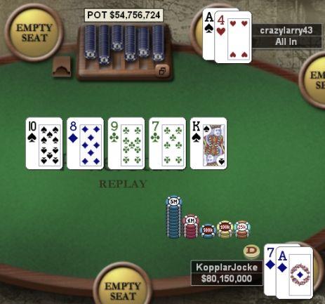 Online Poker Weekend: Burkholder Wins M Guarantee at Full Tilt 101