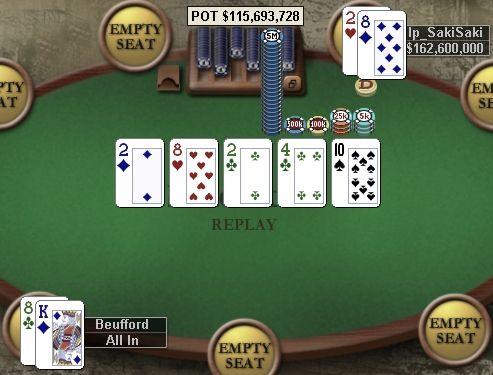Online Poker Weekend: 'lp_SakiSaki' Wins Massive Sunday Million 101