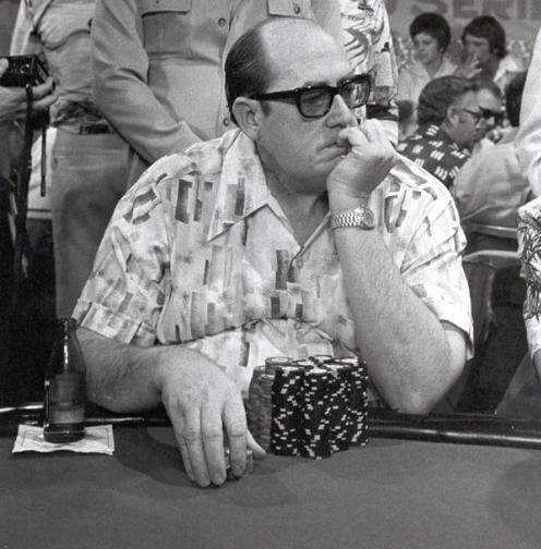 Doyle Brunson Poker Legend - Doyle Brunson 104