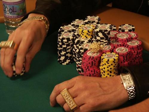 """Dave """"The Devilfish"""" Ulliott - Poker Legend Dave Ulliott 105"""