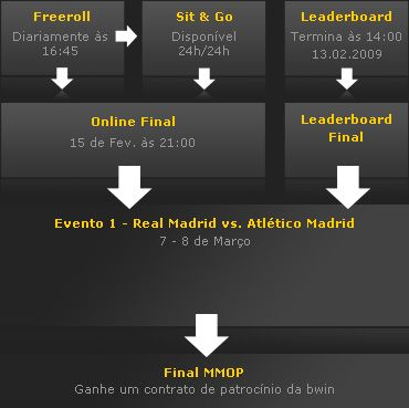 'Magic Moments of Poker' na Bwin Poker! 101