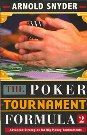 Arnold Snyder and The Poker Tournament Formula 2 - Arnold Snyder 101