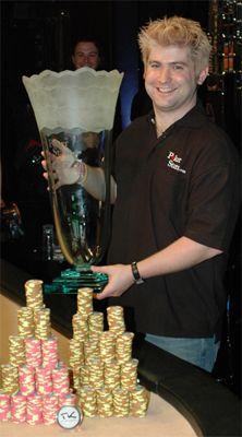 Perfil PokerNews – Gavin Griffin 101