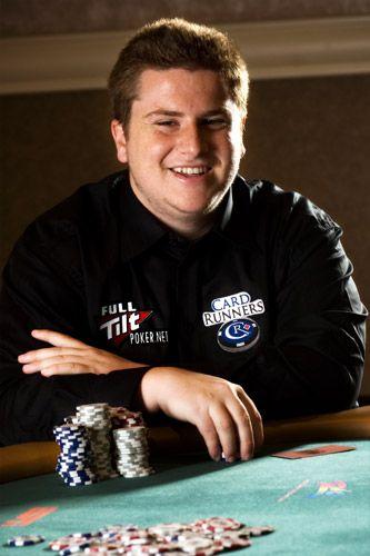 Isaac Baron - Poker Legend Isaac Baron 103