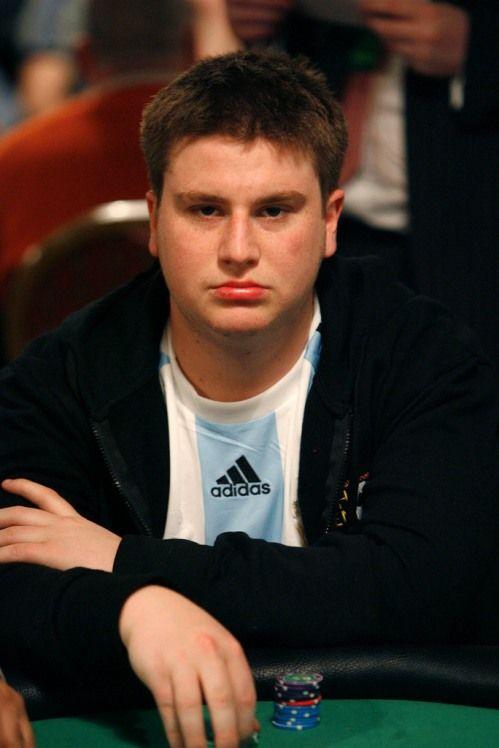 Isaac Baron - Poker Legend Isaac Baron 104