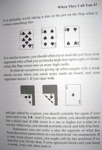 David Sklansky - Tournament Poker for Advanced Players, laajennettu laitos 103