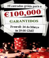 PartyPoker Million Dollar Hand, PokerStars VIP Club e mais… 102