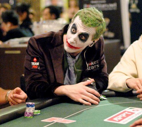 Bertrand 'Elky' Grospellier: «Jeg kan slå hvilket som helst felt» 104