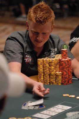 Perfil PokerNews - Mark Vos 102