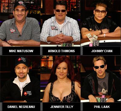 """Dream Table III"" Esta Semana no Poker After Dark 101"