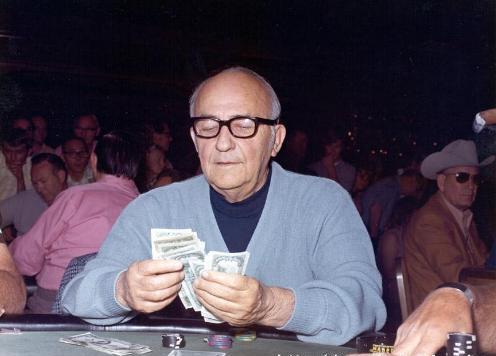 Johnny Moss - Poker Legend Johnny Moss 103
