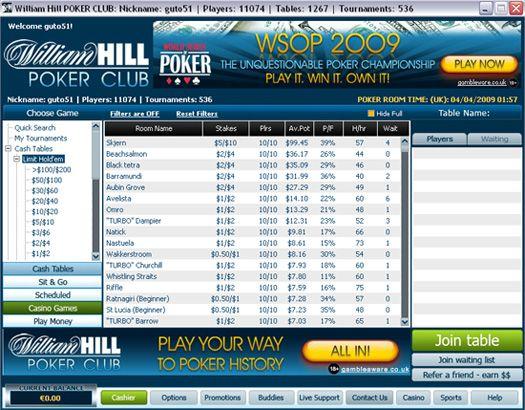 William Hill Já Disponível na PT.PokerNews! 101