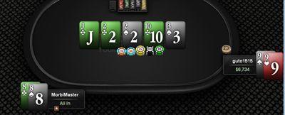 PORTUGAL AO VIVO 2009 – Guto15 Venceu 1º Torneio de Abril na PokerStars 101