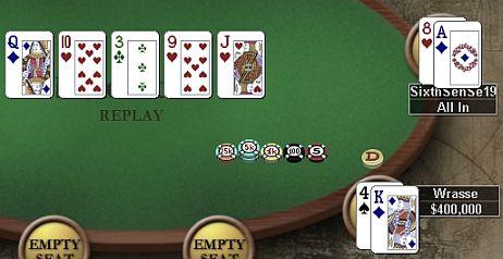 Torneos SCOOP PokerStars 2009 - Evento #7: Wrasse gana un torneo HORSE plagado de estrellas 101