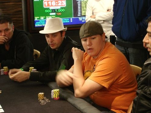 Shaun Deeb - Poker Legend Shaun Deeb 103