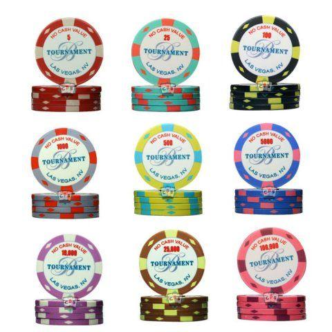 Fichas de poker - ¿Cuáles escoger para sus partidas? 104