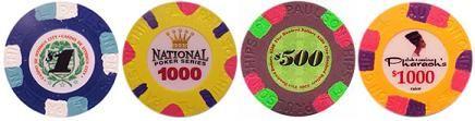 Fichas de poker - ¿Cuáles escoger para sus partidas? 103