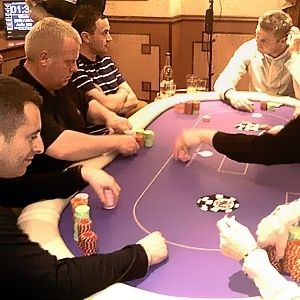 Spring Poker Challenge at the Rendezvous Southend 101