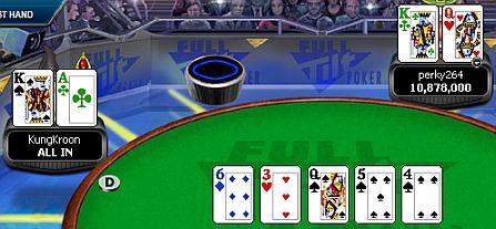 Online Poker Weekend: Robert 'perky264' Perkins Wins Full Tilt 0,000 Guarantee 101