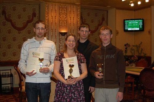 Classic Openi esimese turniiri võitis Kairit Leibold 101