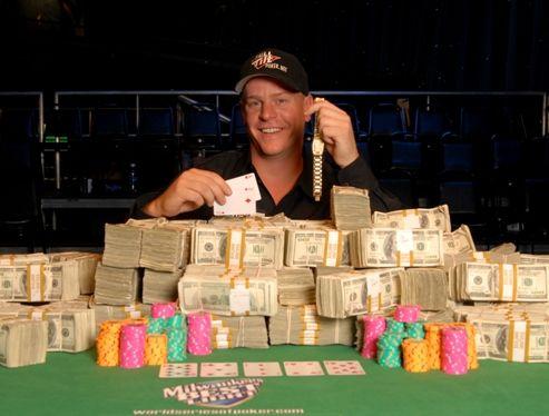 Erick Lindgren - Poker Legend Erik Lindgren 102