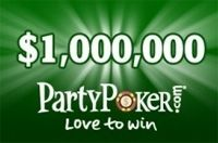 Million Dollar Race e Monthly Million na Party Poker 102