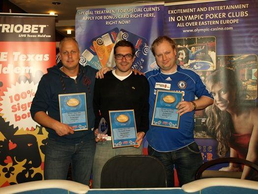 Olympic Open teine turniir peetud: võitjaks soomlane Mikko H. 101