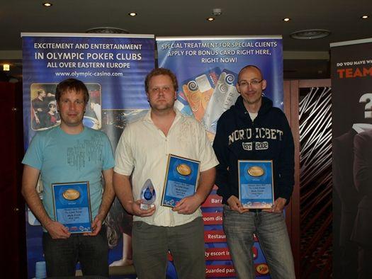 Olympic Open põhiturniiri võitis Imre Leibold 101