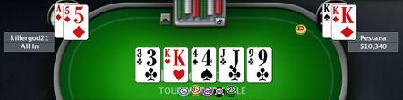 PORTUGAL AO VIVO 2009 – Pestana Venceu 4º Torneio de Maio na PokerStars 101
