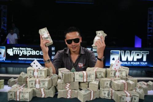 Lendas do Poker: John Phan 102