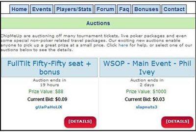 ChipMeUp inför årets WSOP 103