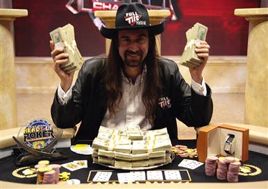 Ivey, Negreanu and Tony G auctions have all made money for ChipMeUp stakers, is Jesus next?