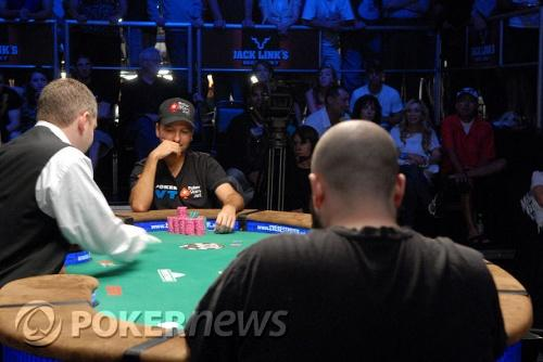 "Negreanu's 2nd place finish in WSOP event #23 helped ChipMeUp bidder ""DaMatrix"" turn $20 into almost $1,500"