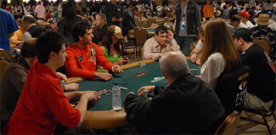 WSOP #31 ,500 HORSE – Que Dia! 101
