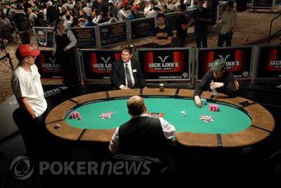 WSOP 2009: Evento#31 - James Van Alstyne Doma o Cavalinho 101