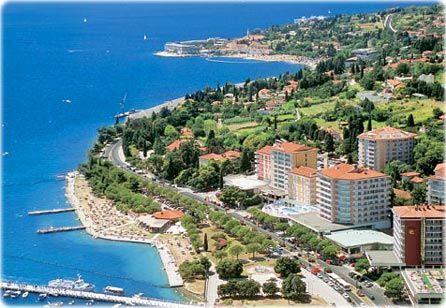 Portoroz Open zapewnia turniej o wielkim formacie w Słowenii. 101