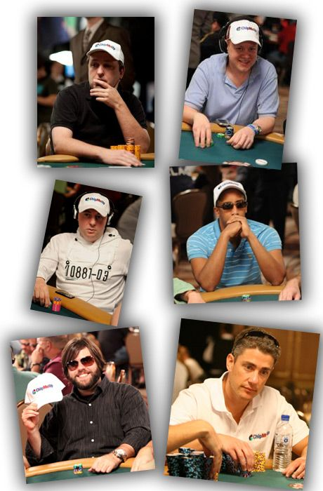 Who will join the ChipMeUp WSOP Main Event team next?