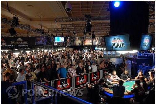 40ª Edição das World Series of Poker Bateu Recordes! 101