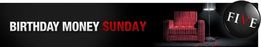 Venha Festejar o 5º Aniversário da Full Tilt Poker Com Grandes Promoções 105