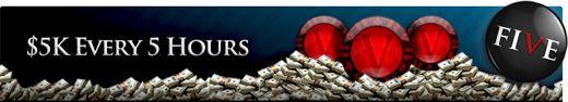 Venha Festejar o 5º Aniversário da Full Tilt Poker Com Grandes Promoções 103
