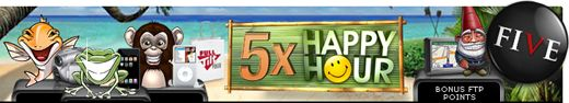 Venha Festejar o 5º Aniversário da Full Tilt Poker Com Grandes Promoções 101