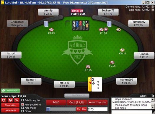 PokerNews ja 4 of Hearts Poker alustasid koostööd 103