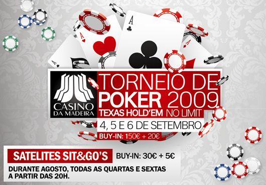 Casino da Madeira Anunciou Torneio de Poker 101
