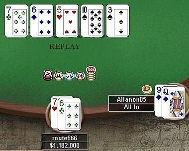 'route666' vítězí v PokerStars Super Tuesday 101