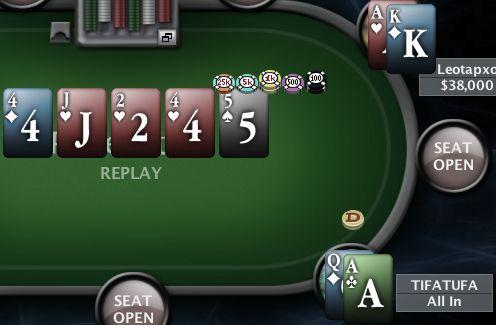'Leotapxo' Ganha o 1º Torneio da Liga Portugal/Espanha PokerNews 101