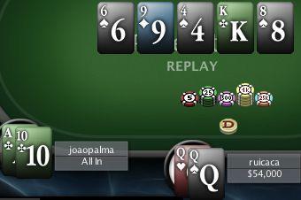 'ruicaca' Ganha o 2º Torneio da Liga Portugal/Espanha PokerNews 101