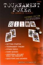 Análise do Livro: 'Tournament Poker for Advanced Players Expanded Edition' de David Sklansky 101