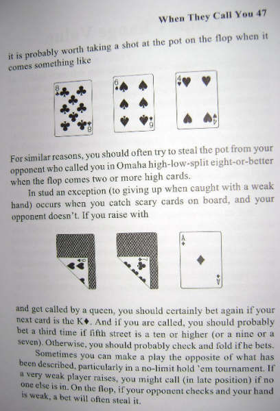Análise do Livro: 'Tournament Poker for Advanced Players Expanded Edition' de David Sklansky 103