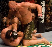 No Ring com Randy Couture 102